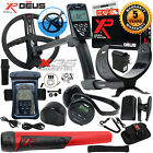 XP Deus Detector w/ MI-6 Pinpointer, WS4 Backphone, Remote, X35 Coil & more