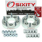 """2pc 1.25"""" Mazda 5x114.3mm to 5x139.7mm Wheel Spacers Adapters 3 626 929 CX-5 zb"""