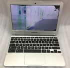 Silver Samsung Chromebook 11 With TouchPad Issue - XE303C12-A01US
