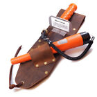 Brown Leather Sheath Right Sided, Quest Xpointer Pro & Diamond Right Digger