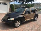 2005 Chrysler PT Cruiser Touring Edition 2005 TOURING EDITION WITH PT WOODY WOOD TRIM KIT  2.4L I4 16V AUTOMATIC
