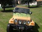 1998 Jeep Wrangler Sahara 1998 custom jeep wrangler sahara