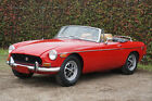 1971 MG MGB MGB 1971 MGB Convertible