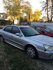 2002 Hyundai Sonata GLS Sedan 4-Door 2002 Hyundai Sonata GLS Sedan 4-Door 2.7L