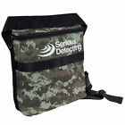 """Serious Detecting Camo Bag with 48"""" Waist Belt, Special for Metal Detecting"""