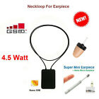 Spy GSM bluetooth necklare earpiece - GSM box neckloop invisible spy earpiece