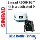 SIMRAD R2009 Radar Control Unit w/ 3G BB Radar kit