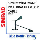 SIMRAD SimNet WIND VANE INCL. BRACKET & 35M CABLE