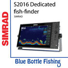 SIMRAD S2016 Fish Finder 16""