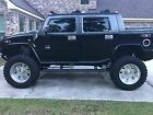 2005 Hummer H2 SUT 2005 HUMMER H2 SUT (FOX RACING SMA 360 H2 CUSTOM BUILT FOR AUTO SHOW)