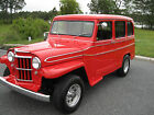 1961 Willys Wagon  1961 Willys-Overland Wagon