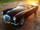 1958 MG MGA Show quality restoration with attention to detail 1 owner 23k miles recently elevated to the status of rolling artistic sculpture.