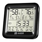 Habor Digital Hygrometer Thermometer Indoor Humidity Monitor with Tempera..Gauge