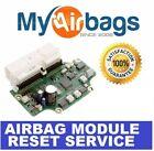 SUBARU WRX SRS AIRBAG COMPUTER MODULE RESET SERVICE RCM SDM ACM RESTRAINT