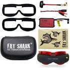 Fat shark FSV1048 Attitude V4 AE FPV Goggles for FPV Racing Drones Quad FatShark