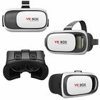 For Smartphone 3D Glasses VR BOX 2.0 Virtual Reality with Bluetooth Controller