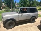 1968 International Harvester Scout  1968 International Scout 800