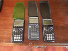 A TEXAS INSTRUMENT GRAPHING CALCULATOR TI-83-PLUS GOOD WORKING ORDER W/BATTERIES