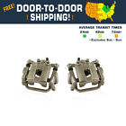 Front OE Brake Calipers Pair 2014 2015 2016 2017 Ford Focus