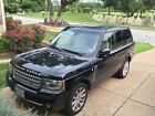 2010 Land Rover Range Rover Supercharged 2010 Range Rover Supercharged 98k Miles, Excellent Condition