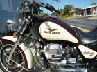 1990 Moto Guzzi California III  1990 Moto Guzzi California III - Great Restoration Project