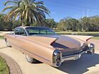 1960 Cadillac DeVille Coupe Deville 1960 Cadillac Coupe DeVille 66K Original Miles! Cold A/C Fully Restored Classic!