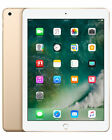 """FACTORY SEALED BRAND NEW Apple New iPad 2017 9.7"""" 128GB Wi-Fi Only - Gold"""