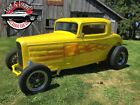 1932 Ford Other -- 1932 Ford 3w coupe  5584 Miles custom yellow pearl Coupe 350 v8 turbo 350