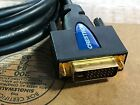 Crestron Certified Monitor 24k gold-plated Interface Cable CBL-DVI-6, 6 ft DVI