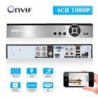 KKmoon 4CH Full 1080P H.264 P2P Network DVR CCTV Control Motion Detection P5Y9