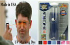 New Pepper Spray 1/2 oz 18 SHU Police Key Ring UV Dye with Holster