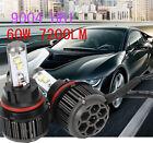 60W 7200LM CREE LED Headlight Kit 9004 HB1 High/Low beams White 6000K bulbs