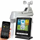 AcuRite 02064 Wireless Weather Station with PC Connect 5-in-1 Sensor and My App
