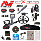 NEW MINELAB CTX 3030 Metal Detector+ PROFIND 25 PINPOINTER & CTX3030 CARRYBAG