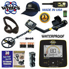 "WHITES MX SPORT WATERPROOF Metal Detector With 10"" DD COIL HP PINPOINTER  & MORE"