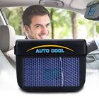 Car Vehicle Window Air Vent Solar Power Energy Auto Cool Fan Cooling Ventilation