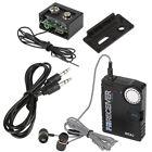 Receiver FM Voice Transmitter Listening Spy Bug Ear Gadgets FM Transmitter  dl2
