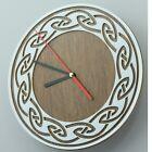Wood Wall clock perfect gift wall decor wedding gift decoration minimalist gift