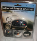 NEW ALCOHOL BREATH CHECKER