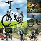 New Outdoor E-Bike Folding Electric Bicycle with Collapsible Frame and EE6 01