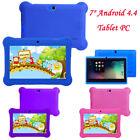 Kid Child Tablet PC 7 Android 4.4 Case Bundle Dual Camera 1.2Ghz Wi-Fi Bonus