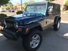 2005 Jeep Wrangler UNLIMITED LJ 2005 JEEP WRANGLER UNLIMITED LJ