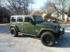 2007 Jeep Wrangler Sahara 2007 Jeep Wrangler Unlimited Sahara 4 Door 4X4