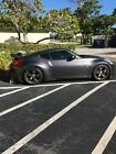 2010 Nissan 370Z  Graphite with tomatoe leather interior 2010 Nissan 370Z touring anniversary