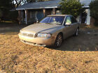 2002 Volvo S80 T6 2002 Gold Volvo S80 T6 (Twin Turbo)