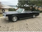 1963 Lincoln Continental  VINTAGE 1963 LINCOLN CONTINENTAL CONVERTABLE