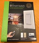 GE Jasco Z-Wave (12722) In Wall Smart Switch White & Light Almond NEW + Sealed