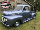 1949 Mercury Pickup -- 1949 Mercury Pickup  999999 Miles blue  350 V8 4 Speed Manual