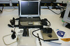 Panasonic Toughbook CF-18. Intel 900 MHZ, 512 MB, 160 GB HD. No OS. Extras.