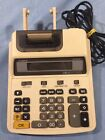 Cannon Electronic Calculator Color Printer Mp12dh